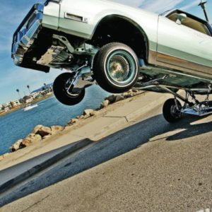 1986 Buick Regal Jump