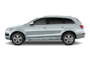 Condor Grey Metallic Audi Q7
