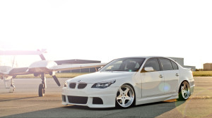 Beautiful BMW car