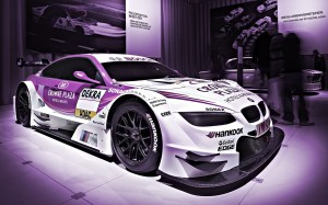 BMW Racing car