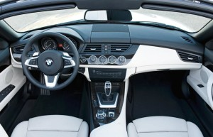 BMW SUV Z4 Roadster