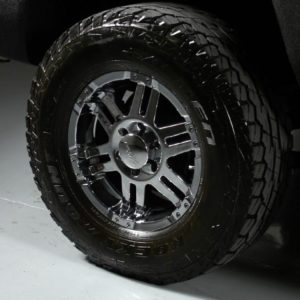 Custom Wheel of 2010 Hummer H3T ALPHA V8