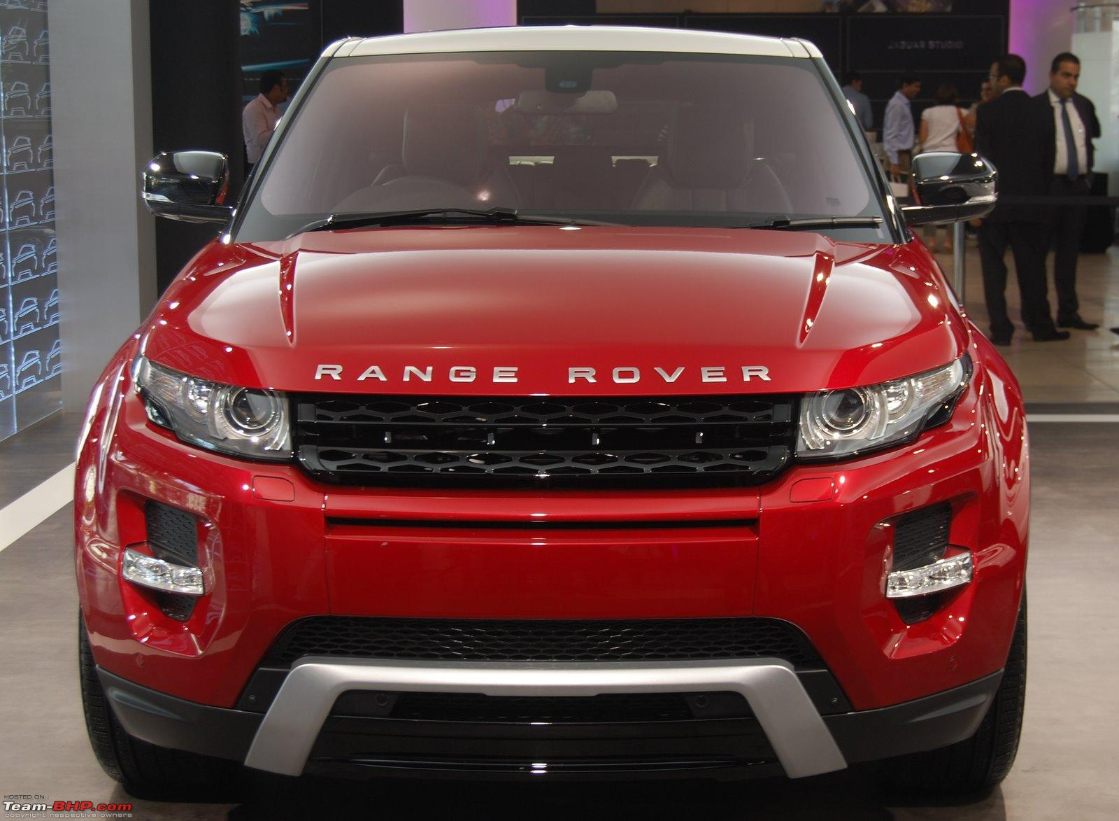 Land Rover Evoque 5