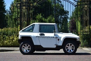 2013 Hummer H3 Electric car