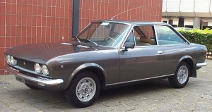 Fiat 124 Sport Coupe – 1970