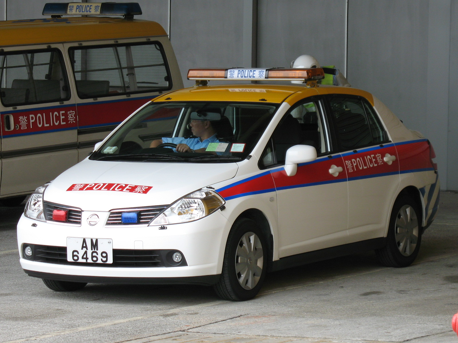 Airport Police car 26