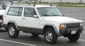 Jeep Cherokee 2door