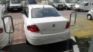Fiat Linea Active Petrol car