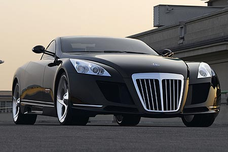 700 HP, USD 8,000,000 master car was made by Maybach for Fulda Tires way back in 2005 18