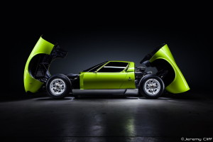 Lamborghini Miura S:  Automotive Royalty  by Jeremy  Cliff