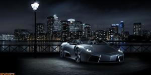Lamborghini Reventon in London by George Williams