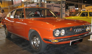 Audi 100 C1 coupe S – 1970