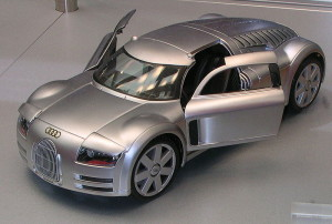 Audi Rosemeyer model – 2000