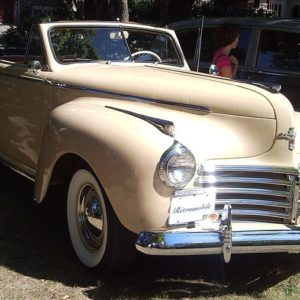 Chrysler New Yorker convertible – 1941