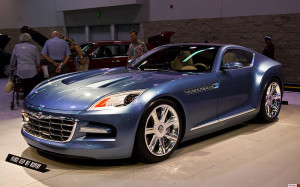 Chrysler Firepower concept.