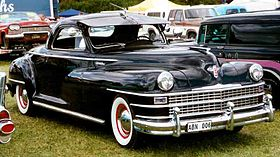 Chrysler New Yorker coupe – 1946