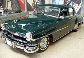 Chrysler New Yorker – 1949