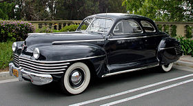 Chrysler Windsor – 1939
