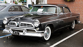 Chrysler Windsor Deluxe – 1955
