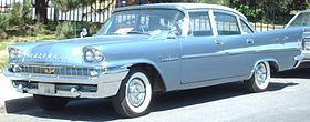 Chrysler Windsor sedan – 1957
