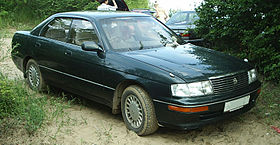 Toyota Crown S140 – 1991