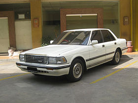 Toyota Crown S130 – 1987