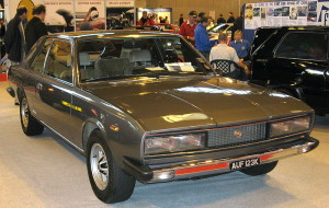 Fiat 130 Coupe – 1971