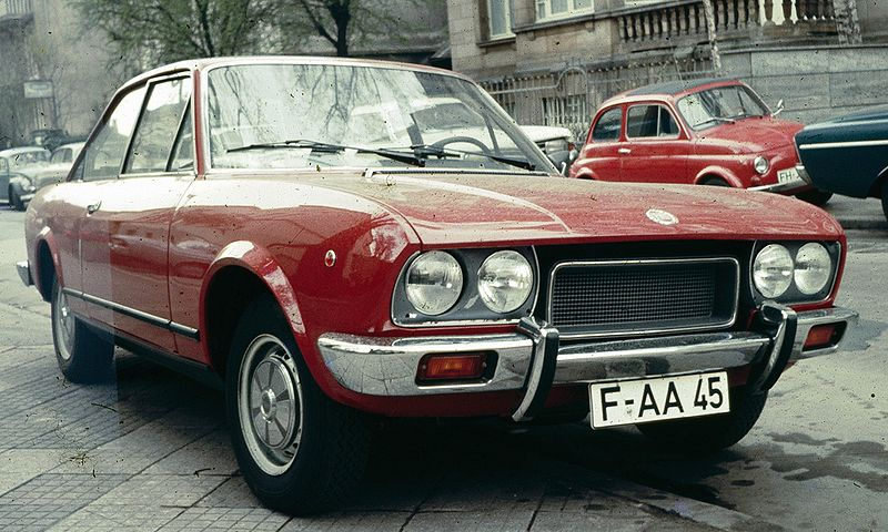Fiat 124 Coupe – 1973