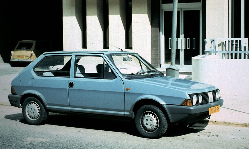 Fiat Strata 3-door 2nd series – 1982