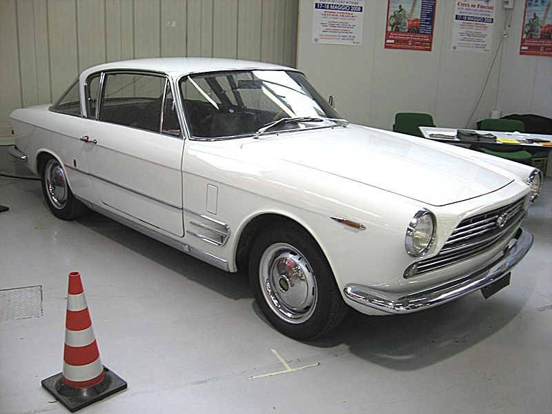 Fiat 2300 S Coupe - 1961 24