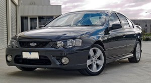 Ford BF II Falcon XR6 sedan – 2005