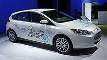 Ford Focus electric - 2011 16