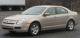 Ford Fusion - 2006 15
