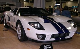 Ford GT – 2004