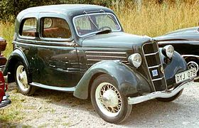 Ford Model C – 1935