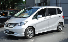 Honda Freed – 2008