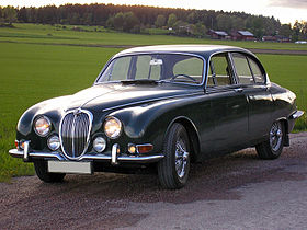 Jaguar S-Type – 1963
