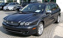 Jaguar X-Type facelift – 2007
