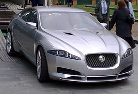 Jaguar C-XF model – 2007
