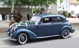 Mercedes-Benz 170DS – 1953