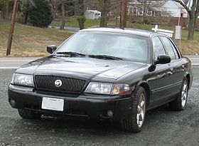 Ford Mercury Marauder – 2003