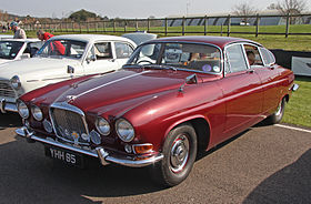 Jaguar Mark X – 1961