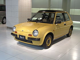 Nissan Be-1 – 1987