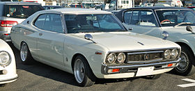 Nissan Laurel C130 – 1972