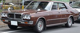 Nissan Laurel 230 – 1977