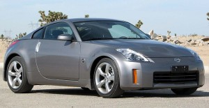 Nissan 350Z coupe – 2002