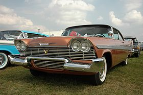 Plymouth Belvedere - 1957 8