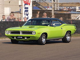 Plymouth Barracuda – 1970
