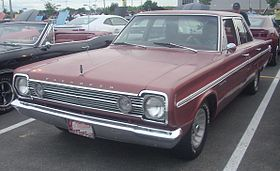 Plymouth Belvedere – 1965