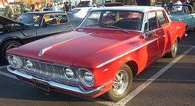 Plymouth Belvedere – 1962